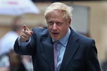 Boris Johnson liderlik yarışında iddialı