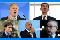 İngiltere'de Muhafazakar Parti liderliği için ikinci turun galibi de Johnson oldu