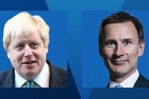 Liderlik için Johnson ile Hunt yarışacak