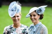 Royal Ascot'da at yarışları bahane, şapkalar şahane