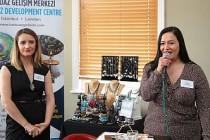 Saray Karakuş, 'İlham Veren Hikayesi'ni Kadınlara Anlattı