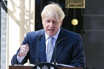 İngiltere Başbakanı Johnson'un ilk kabinesi belli oldu