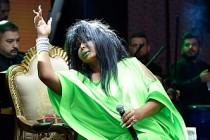 Diva Bülent Ersoy, sahnede çileden çıktı