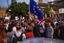 İngiltere'de parlamentoyu tatil kararına karşı imza sayısı milyonu aştı