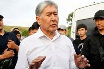 Kırgızistan'da eski Cumhurbaşkanı Atambayev krizi