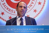 Kudret Özersay: Kıbrıs'ta bir paradigma değişikliği olacaksa...