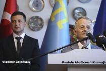 Ukrayna'dan, Kırım Tatarlarına destek sözü
