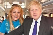 Boris Johnson Amerikalı Modele Kesenin Ağzını Açtı