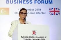 Brexit sonucunda da Türk-İngiliz dostluğu devam edecek