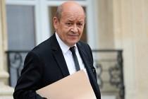 Fransa Dışişleri Bakanı'ndan skandal karar!