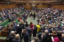 İngiliz parlamentosu, erken seçimi reddetti