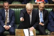 İngiliz parlamentosunda yeni Brexit teklifi tartışması
