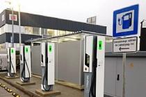 Almanya 1 milyon şarj istasyonu kuracak