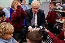 Boris Johnson'dan 'çocuk' açıklaması