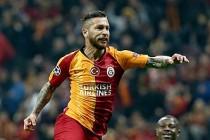 Galatasaray, Club Brugge ilk yarı 1-0