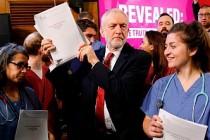 Sızdırılmış belgeler, İngiltere'yi karıştırdı