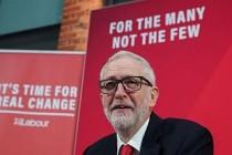 Jeremy Corbyn hezimeti üstlendi!