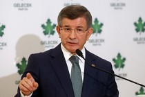 Ahmet Davutoğlu Genel Başkan Seçildi