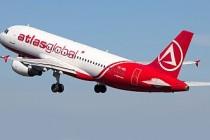 AtlasGlobal, 26 Kasım'da durdurduğu uçuşlara tekrar başladı