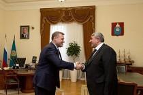BTK Hattı, Astrahan'ı da kalkındıracak