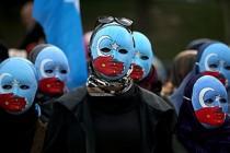 Doğu Türkistan İçin Sessiz Çığlık
