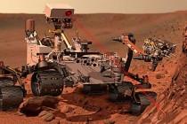 Mars'a Gidecek Uzay Aracı Hazır