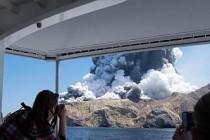 Yeni Zelanda'da yanardağ patlamasında ölü sayısı artıyor