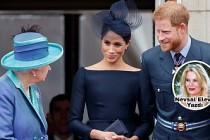 İngiliz Kraliyet Ailesi Karıştı