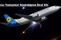 """İran Dışişleri Bakanı Zarif'ten """"yanlışlıkla"""" düşürülen uçak için özür"""
