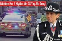 Londra'da bir yılda 149 cinayet işlendi