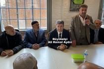 Büyükelçi Aydın'dan Saldırı Açıklaması