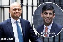 Sajid Javid'in Yerine Rishi Sunak Yeni Maliye Bakanı