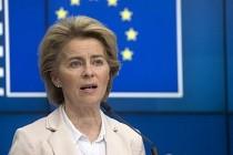 AB Komisyonu Başkanı Von der Leyen'den Koronavirüs İtirafı