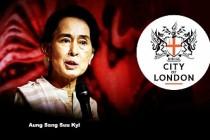 City of London, Myanmar Lideri Suu Çii'nin Ödülünü Geri Çekti