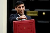 İngiliz ekonomisine 30 milyar sterlinlik teşvik paketi