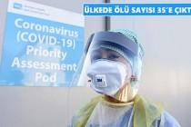 İngiltere'de Koronavirüslü Türklerin Sayısı Artıyor