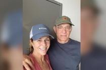 Koronavirüs tespit edilen Tom Hanks'ten iyi haber