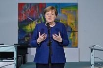 Merkel'den, Türkçe alt yazılı koronavirüs mesajı