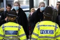 İngiltere'de Polise Koronavirüslü Hastayı Gözaltına Alma Yetkisi Geliyor