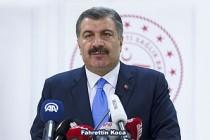 Sağlık Bakanı Koca, Son Koronavirüs Vaka Sayısını Açıkladı