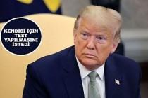 Trump'ın koronavirüs test sonucu açıklandı