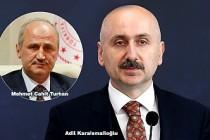 Ulaştırma ve Altyapı Bakanı Değişti