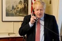 Başbakan Johnson Yoğun Bakımdan Çıktı!
