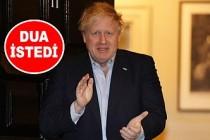 Boris Johnson Hastaneden Taburcu Oldu