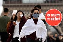 Fransa'da Koronavirüsten Ölenler 20 Bin Sınırında