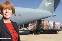 İngiliz yetkililerden Türkiye'ye tıbbi yardım teşekkürü