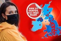 İngiltere'de Koronoveristen ölenlerin sayısı 4 bin 934'e çıktı