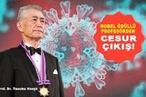 Koronavirüs Doğal Değil Çin'de Üretildi