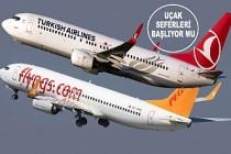 Yurt Dışı Uçak Seferlerinde Sıcak Gelişme