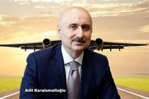 Bakan Adil Karaismailoğlu'ndan Uçak Seferleri Açıklaması